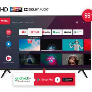 TV 55″ SMART TV NETFLIX YOUTUBE L55P8M